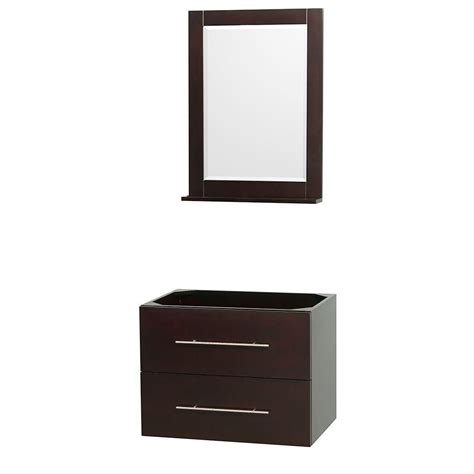 wyndham collection acclaim 30 inch vanity cabinet with