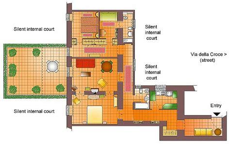 large apartment floor plans rome spanish steps via della croce floor plan of large