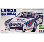 Tamiya Lancia 037 Rally 1983 2001  RC/GrabBagcom