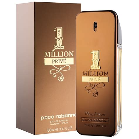 Parfum Original Singapore 1 Million Prive For Paco Rabanne 1 Million Prive Edt For 3 4 Oz