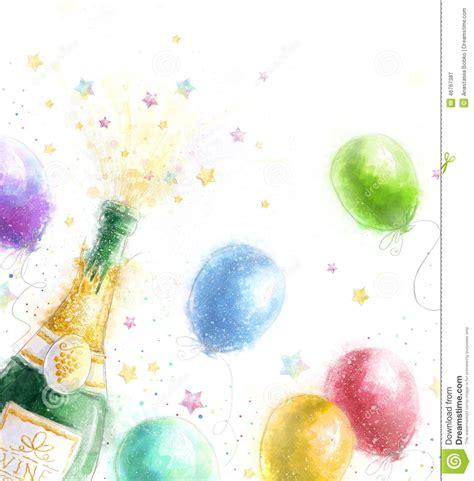 chagne celebration happy birthday theme happy birthday colorful theme hd