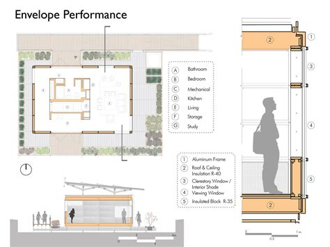 building diagram activating nyc s roofscape solar roof pod by team new