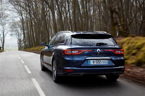 renault talisman estate new renault talisman estate detailed in 98 images carscoops