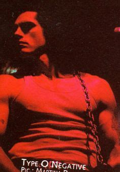 playgirl peter steele type o negative august 1995 pete type o negative on pinterest peter steele type o