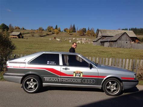 Audi Coupe Club by Audi Coupe Gt 1985 Classiccarclub Ro Mures