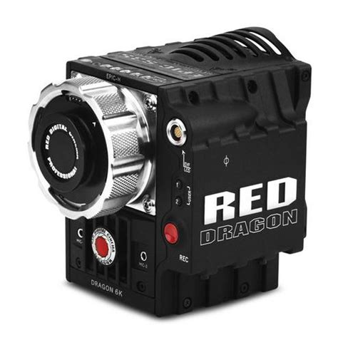 red dragon camera – 4k shooters