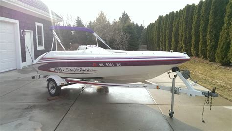 sea ray f16 jet boat for sale sea ray sea rayder f16 1995 for sale for 3 000 boats