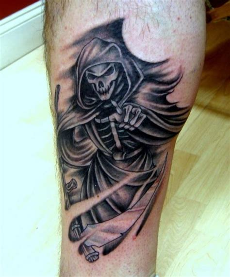 grim reaper forearm tattoo grim reaper tattoos designs ideas and meaning tattoos