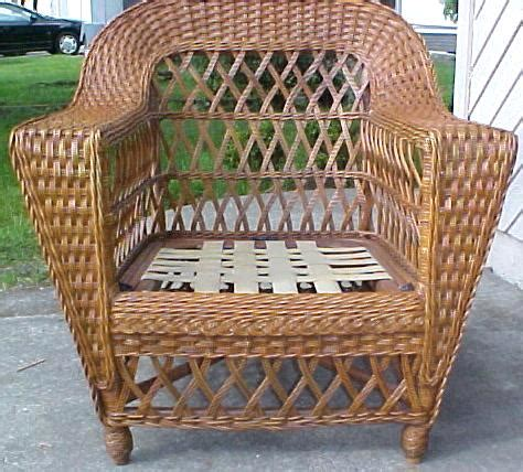 types of wicker furniture wicker rattan wrappings