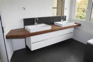 waschtisch badezimmer holzplatte f 252 r badezimmer waschtisch forum auf