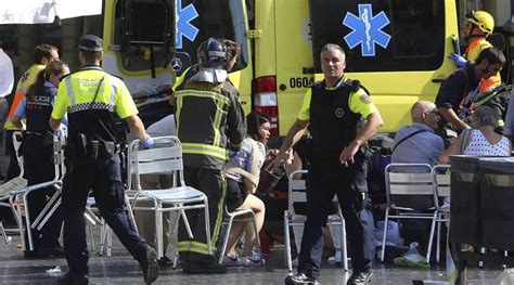 barcelona attack barcelona terror attack us offers help to spain the