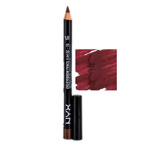 Nyx Slim Eye Pencil nyx slim eye pencil 916 auburn marsala