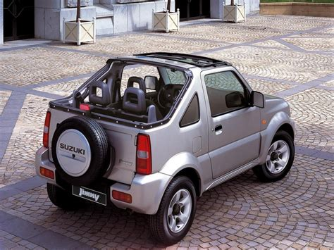 Suzuki Jeep Jimny Group E Annacars Gr