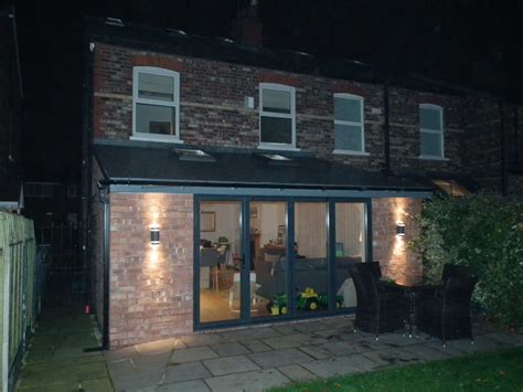 single storey extension kitchen extensions housetohome single storey rear kitchen extension
