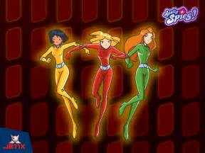 totally spies totally spies wallpaper 6783586 fanpop