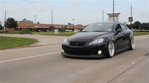 slammed lexus is350 is250 teaser youtube