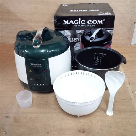 Magic Yongma Mc1000 0 7liter jual rice cooker yongma cek harga di pricearea