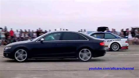 Bmw M3 Vs Audi S4 by Audi S4 B8 Vs Bmw M3 E36