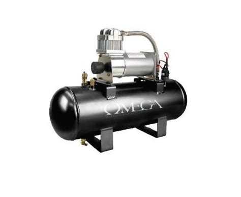 omega ac 200 psi 200psi 12v 2 gallon less air compressor 12 volt ebay