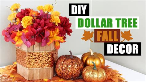 dollar store home decor diy dollar tree fall decor gpfarmasi 4f93550a02e6