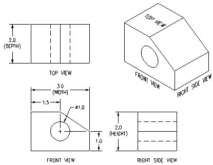 mechanical layout drawing definition how to draw a circle in isometric drawing quora