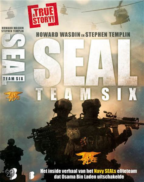 libro seal team six bol com seal team six howard e wasdin stephen templin 9789022561089 boeken