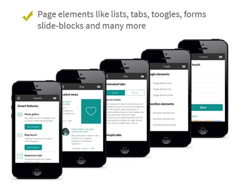 minio html mobile template mobile free download