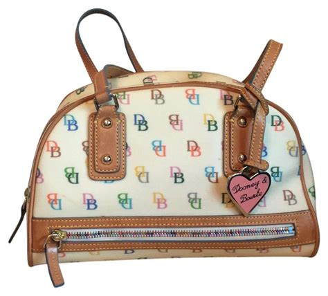 dooney and bourke multi color dooney bourke multi color satchel tradesy