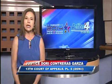 knew your candidates: judge dori contreras garza youtube