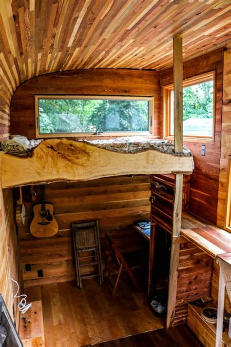 tiny house music studio interior 4 tiny house blog