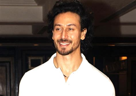 tiger shroff hair style tiger shroff reacts to shoojit sircar s demand nothing