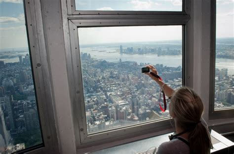 100 Floors Tower Level 84 by 102nd Floor Observatory Empire State Building