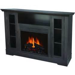 quality craft electric fireplace media unit walmart