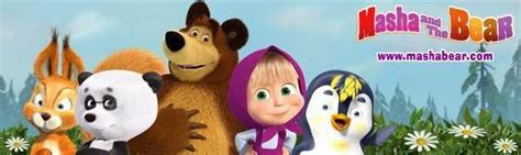 misteri film masha n the bear inilah misteri masha and the bear dan sejarahnya