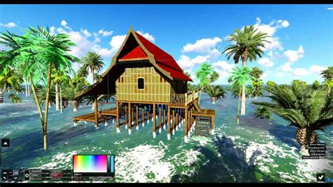 beach tutorial lumion lumion 6 5 1 tutorial building up beach house and