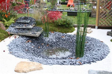 Decor Japonais Exterieur by Deco Zen Pour Jardin Decoration Terrasse Bois Exterieur