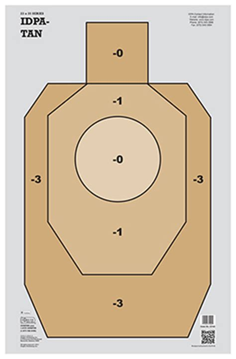 free printable idpa targets saturday at the 12 12 15 outdoor idpa match