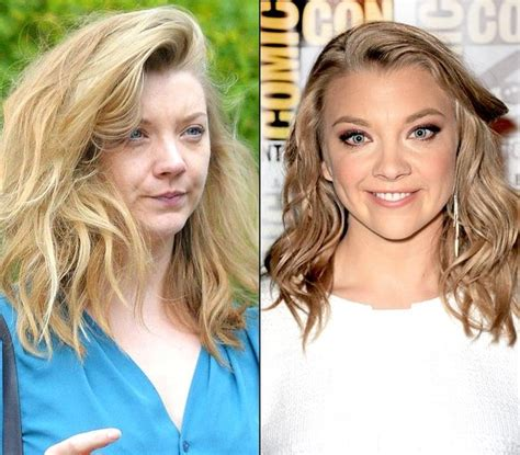natalie dormer makeup see the who joined the no makeup selfie crew