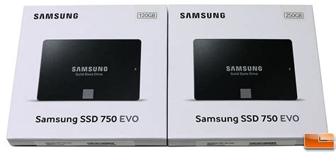 Samsung Ssd 250gb Evo 750 Hitam samsung ssd 750 evo 120gb and 250gb review page 3 of 10