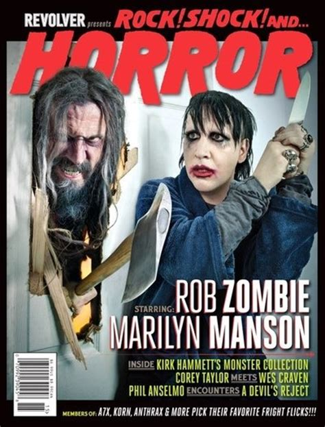 Rob Zombie Memes - rob zombie and marilyn manson all things rob zombie
