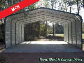 Steel Car Covers Barn Shed Plans Carport Direct