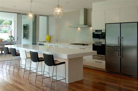 white modern kitchen ideas come arredare la cucina la cucina come arredare la