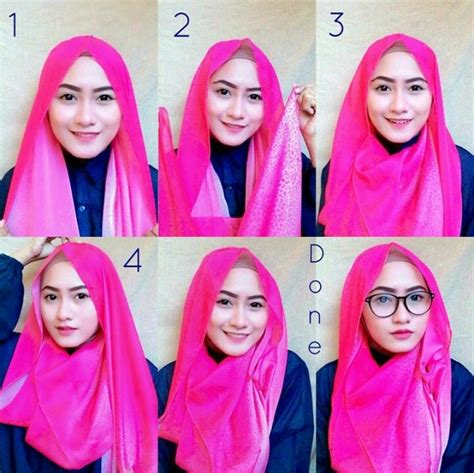 tutorial hijab simple modern 1437 best images about hijab tutorial on pinterest