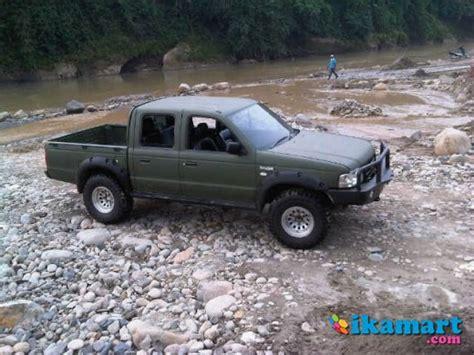 Sandaran Jok Mobil Motif Kayu Ford Ranger jual ford ranger cabin 2005 mobil