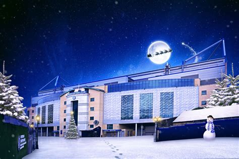 chelsea club christmas pic meetings events at chelsea football club