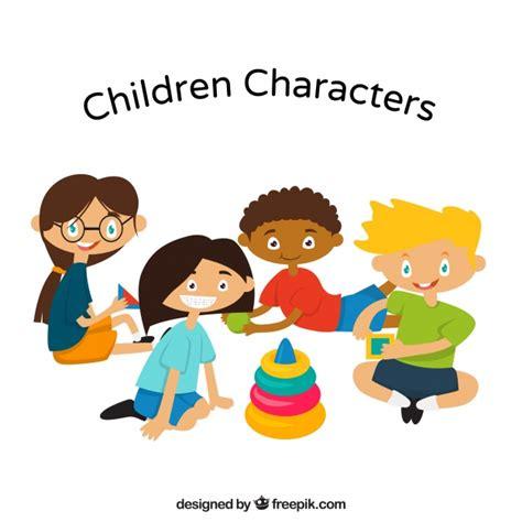 imagenes niños sentados ni 241 as y ni 241 os sentados en el piso descargar vectores gratis