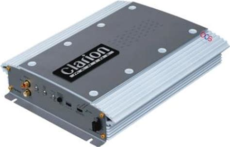 boat stereo won t power on clarion apx280m 2 1 channels 320w power marine lifier