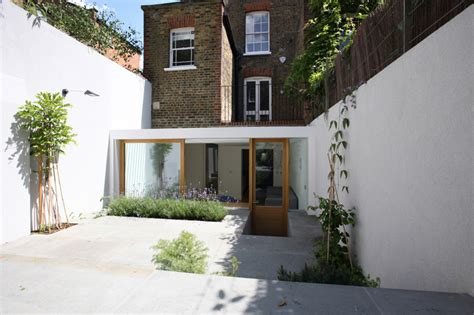New Basement Floor - private house extension by tamir addadi architecture