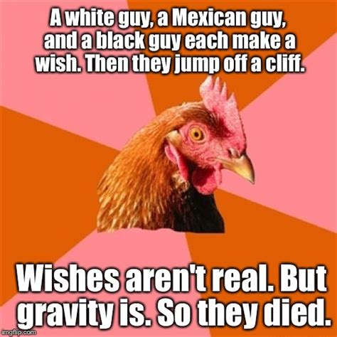 Anti Joke Meme - can t stop making anti joke chicken memes
