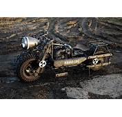 Fallout 4 Bike Idea  24mediatumblrcom